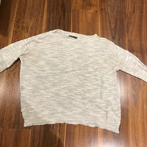Brandy Melville open knit pullover sweater